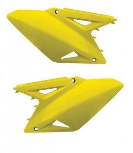 Acerbis Suzuki RMZ 450 panele boczne: 08 > żółty