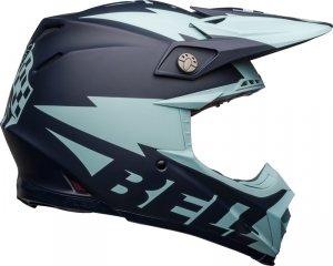 BELL KASK 0FF-ROAD MOTO-9 FLEX BREAKAWAY MATTE N/L