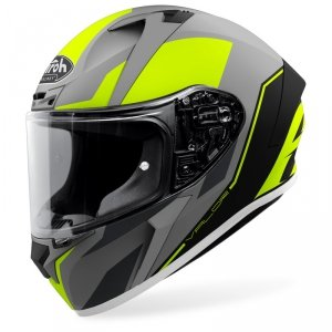 AIROH KASK  INTEGRALNY VALOR WINGS YELLOW MATT