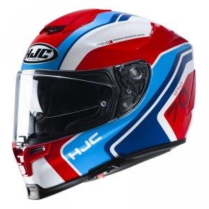 HJC KASK INTEGRALNY R-PHA-70 KROON WHITE/BLUE/RED