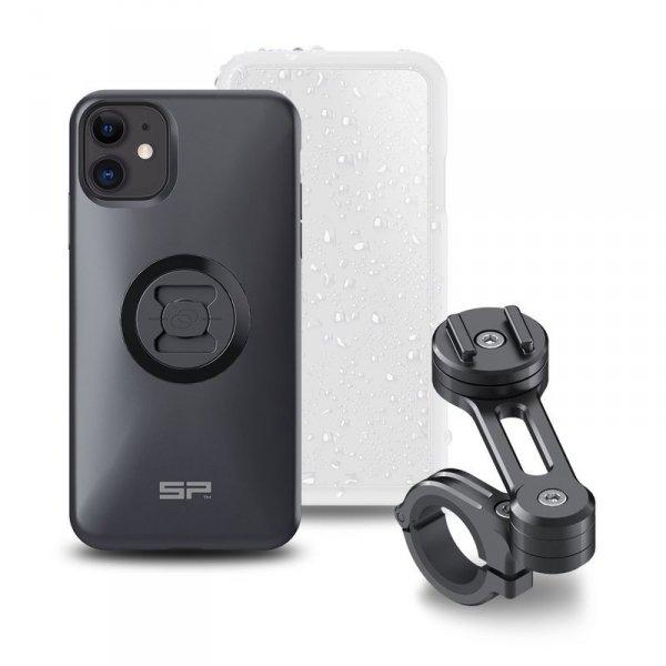 SP CONNECT ZESTAW MOTO BUNDLE  IPHONE 12 PRO/12 BL