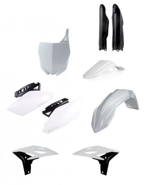 Acerbis Yamaha pełny zestaw plastików YZF250 10-13