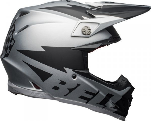 BELL KASK OFF-ROAD MOTO-9 FLEX BREAKAWAY MA SI/BL