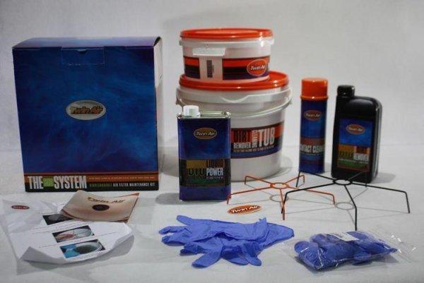 Twin Air Bio Zestaw do mycia filtra powietrza