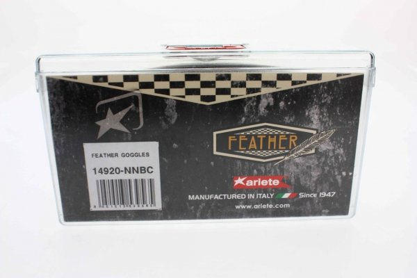 Gogle Ariete FEATHER Vintage Sclambler Cafe Race