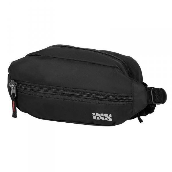 IXS NERKA/TORBA BELLY BAG BLACK 3L X92305_003_00