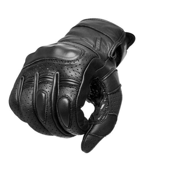 ADRENALINE Rękawice tury SCRAMBLER 2.0 PPE  czarny