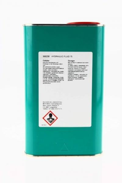 Motorex HYDRAULIC FLUID 75 Mineralny 1L