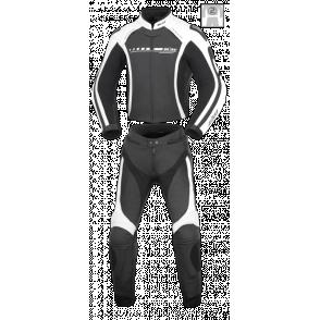 BUSE Kombinezon motocykl.  Donington czarno-biały