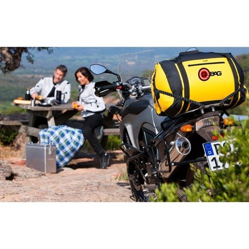 Q-Bag Roll Top Bag Yellow TORBA MOTO 70240101130