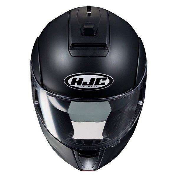 HJC C90 KASK SYSTEMOWY SEMI FLAT BLACK