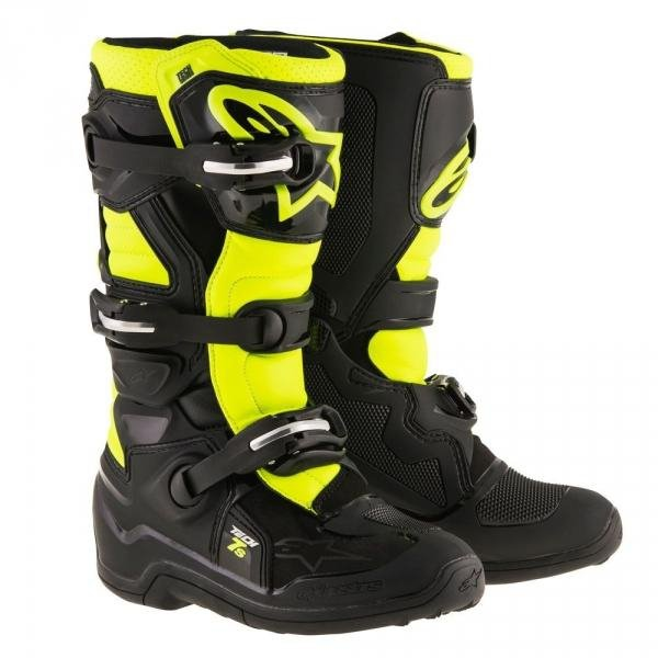 ALPINESTARS(MX) buty TECH 7S YOUTH cross/enduro