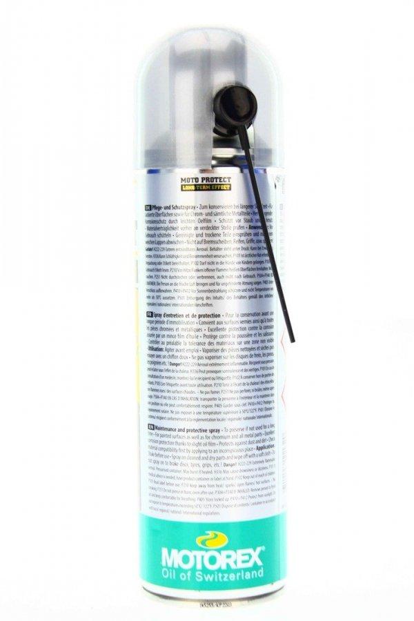 Motorex Moto Protect spray 500ml