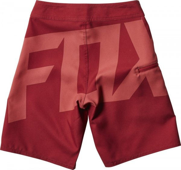 FOX  BOARDSHORT JUNIOR STOCK CARDINAL