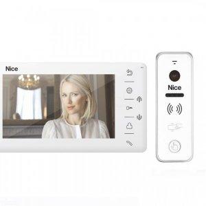 LOOK W PLUS W - Zestaw wideodomofonowy dla domu jednorodzinnego.