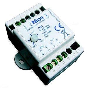 TW1 termostat, możliwość współpracy z dwoma grzałkami PW1