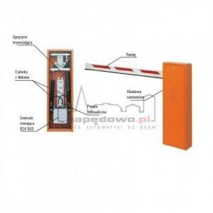 Zestaw 620 STD z ramieniem prostokątnym 2 m