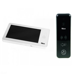 PRO WPLUS B - Zestaw wideodomofonowy z dotykowym ekranem dla domu jednorodzinnego.