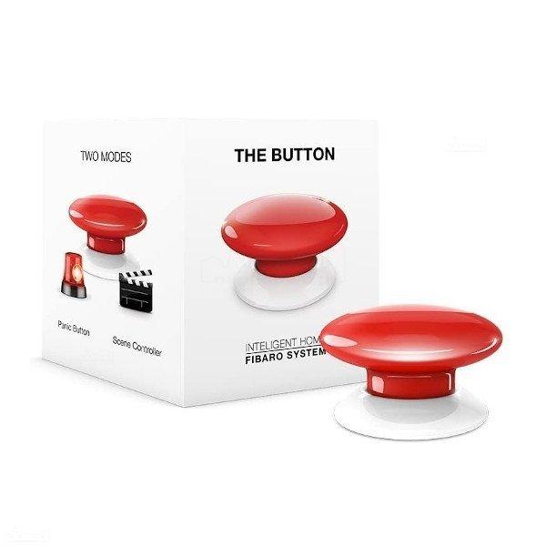 THE BUTTON FGPB-101-3 - urządzenie umożliwia aktywowanie 6 wybranych akcji.
