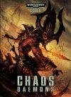 CODEX-CHAOS DAEMONS. front książki. 139 zł