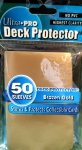 Deck Protector: Brazen Gold (16 KOSZULEK)