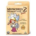 Munchkin 2 - Wielosieczny Topór