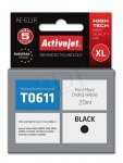 Epson T0611 BLACK      ACTIVEJET