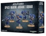 Space Marines Assault Squad