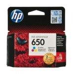 HP nr 650 Tri-colour CZ102AE