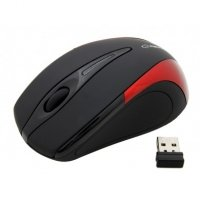 Mysz Bezprzewodowa ESPERANZA EM101 2.4GHz USB Czerwony