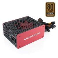 Zasilacz Modecom VOLCANO 650W 80+ Bronze 120mm FAN