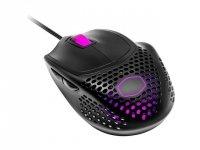 Mysz przewodowa Cooler Master MM720 optyczna 16000 DPI RGB matowa czarna dla graczy