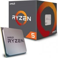 AMD YD260XBCAFBOX AMD Ryzen 5 2600X, 6C/12T, 4.25 GHz, 19 MB, AM4, 95W, 12nm, BOX