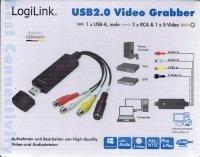 VIDEO GRABER Video LogiLink VG0001A USB 2.0