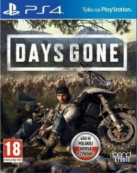 Days Gone PL PS4