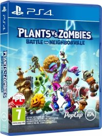 Plants vs. Zombies: Battle For Neighborville Gra PS4 PL
