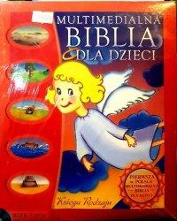 Multimedialna Biblia Dla dzieci PC