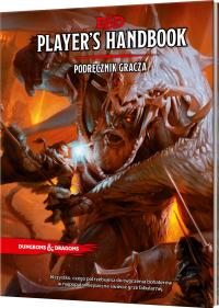 D&D Player's Handbook (Podręcznik Gracza) 5.0 PL