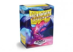 KOSZULKI DRAGON SHIELD PURPLE matte  100SZT