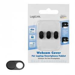 Osłona kamery LogiLink AA0111 do notebooka, smartfona i tabletu