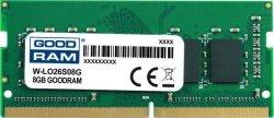 Pamięć DDR4 GOODRAM SODIMM 8GB 2666MHz  ded. do LENOVO (W-LO26S08G)