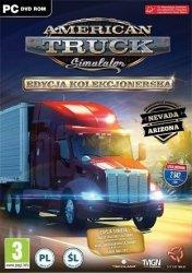 American Truck Simulator PC PL EDYCJA KOLEKCJONERSKA