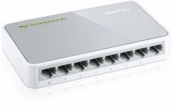 SIEĆ SWITCH 8 PORT 10/100Mb/s