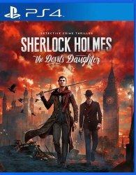 SHERLOCK HOLMES THE DEVILS PS4