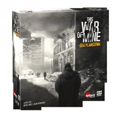 This War of Mine: Gra planszowa PL