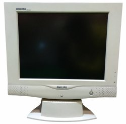 Philips Brilliance 151AX - LCD monitor - 15.1  (używany)