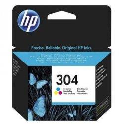 Tusz HP 304 color | 2 ml | 100 str. | HP DeskJet 2620/30 / 3720/30