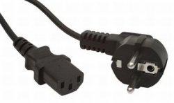 Kabel zasilający komputerowy C13 1,8m