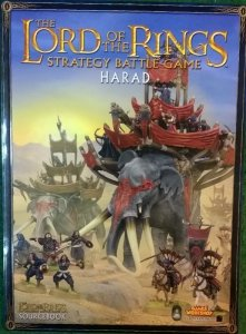 Lord of The Rings Harad