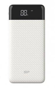 Powerbank Silicon Power GD28 10000mAh 2xUSB Typ A + 1xMicroUSB biały